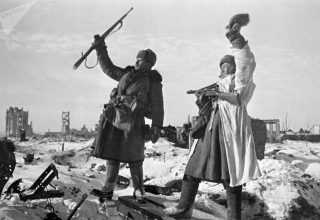 Stalingrad Muharebesi – Barbarossa ve Üranüs Harekatı