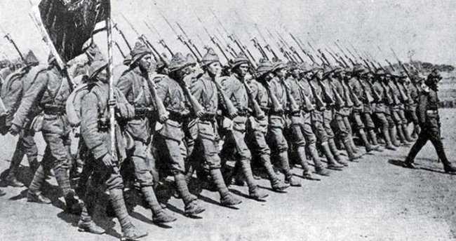 I. Dünya Savaşı Batı Cephesi