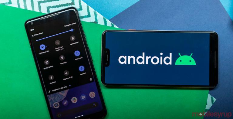Android 10 DUYRULDU!