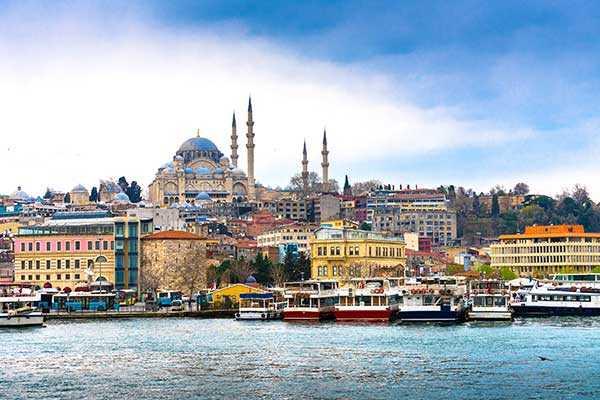 İstanbul'da kesinlikle görülmesi gereken yerler!