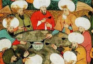 Lezzetli 5 Osmanlı Saray Mutfağı Yemek Tarifi