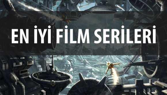 Dünyanın En İyi 15 Seri Filmi!