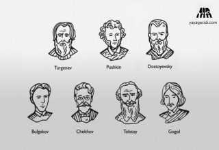 En İyi 12 Rus Klasiği!