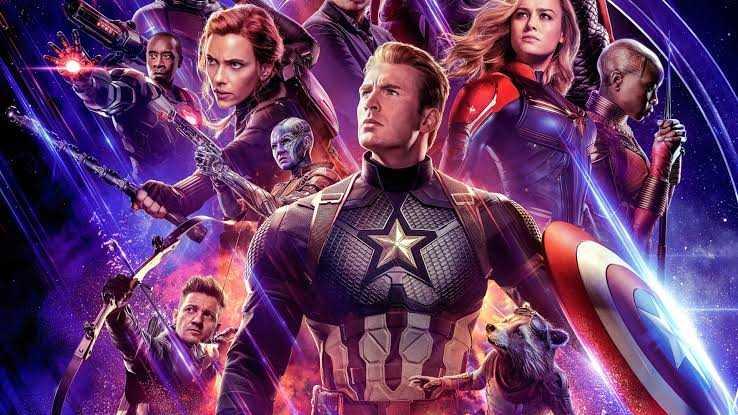seri filmler, en iyi seri filmler; Avengers