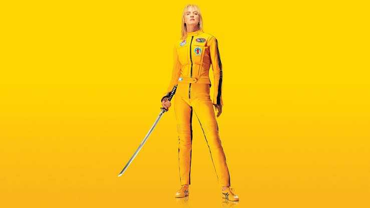 seri filmler, en iyi seri filmler; Kill Bill