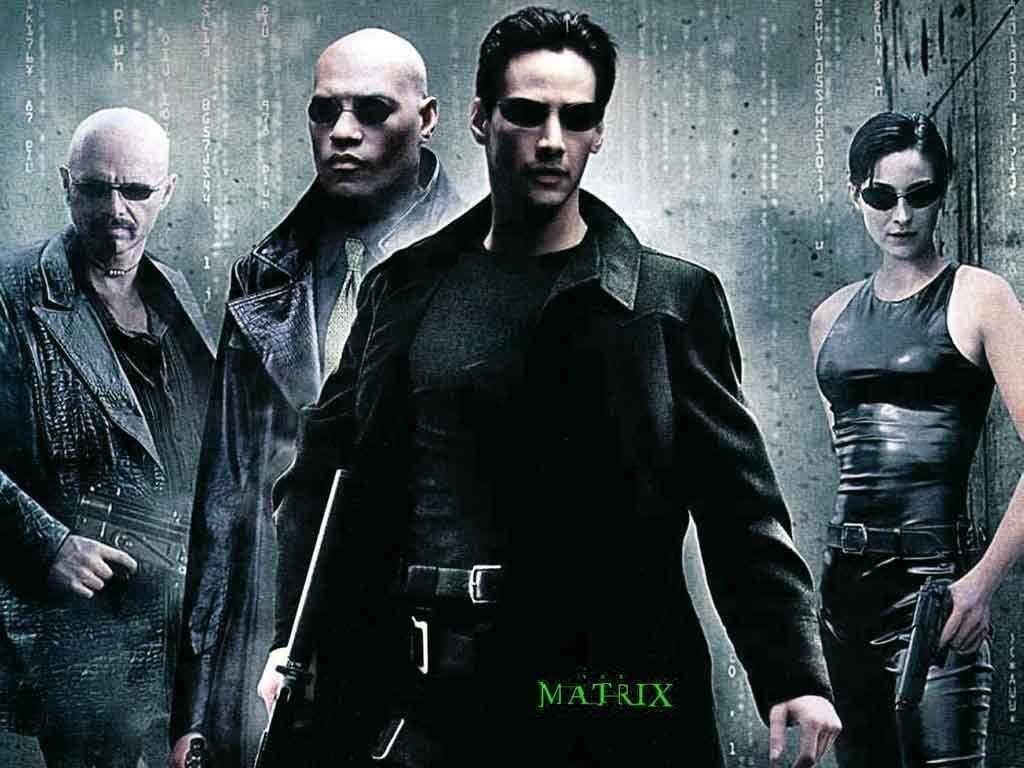 seri filmler, en iyi seri filmler;Matrix