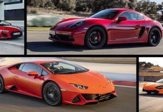 En İyi Spor Arabalar – 2020