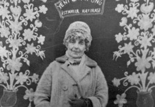 Aliye Berger Kimdir? 117. Yaş Gününde Aliye Berger Doodle 'da anıldı!