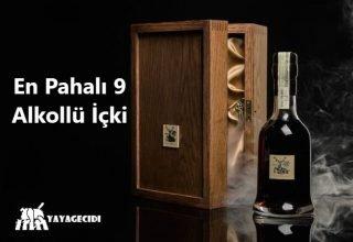 En Pahalı 9 Alkollü İçki Ve Fiyatları