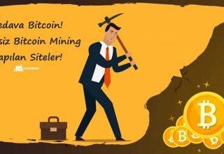 Ücretsiz Bitcoin! Bedava Bitcoin Mining Siteleri GÜNCEL