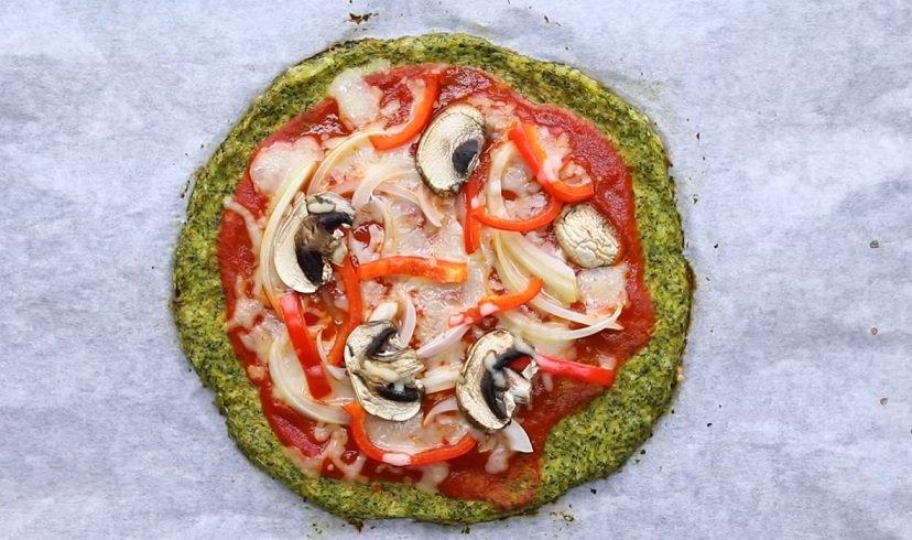 brokolili pizza