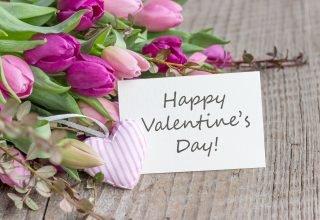 Sevgililer Günü Mesajları! En Özel ve En Romantik Mesajlar!